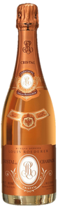 Louis Roederer Cristal Rosé 2005 (Case of 3)