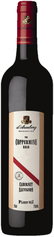 d'Arenberg The Coppermine Road Cabernet Sauvignon 2003 (1.5L)