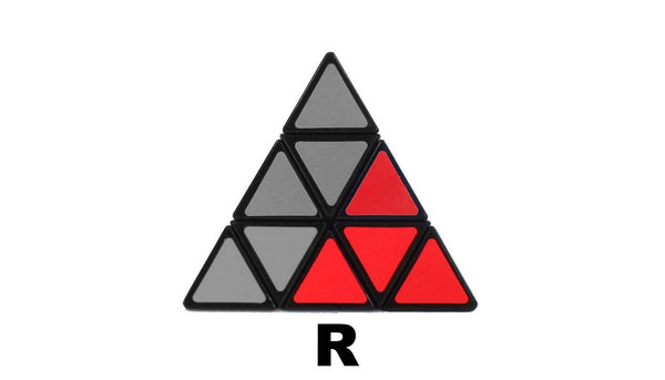 Learn how to solve a Pyraminx - Beginners Notations Guide | KewbzUK