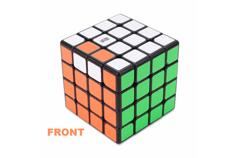 How to solve PLL parity on a 4x4 cube | 4x4 parity algorithms and cases