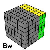 6x6 Wide Layer moves & Notation guides - UK Speed cubes Notation Guides