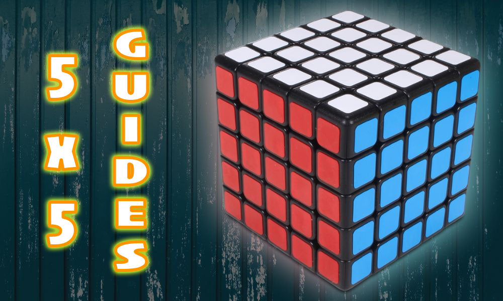 How To Solve a 5x5 cube Tutorial Beginner walkthrough guide KewbzUK