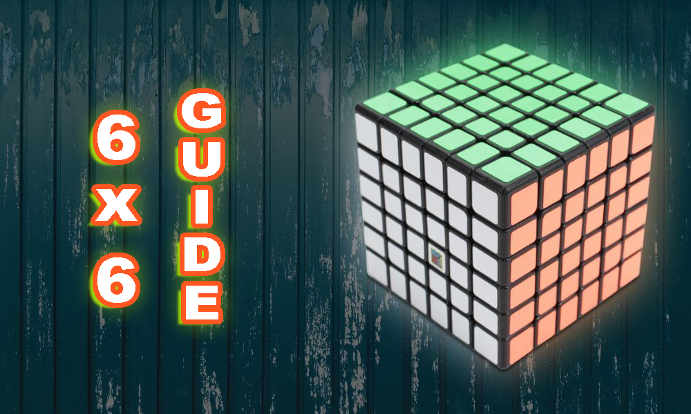 How To Solve a 6x6 cube Tutorial Beginner walkthrough guide KewbzUK