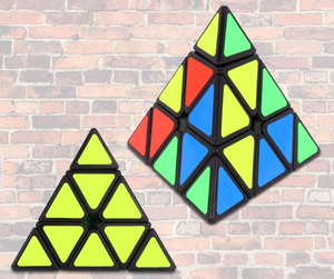 Best Pyraminx Speed cubes in the UK and on the Market. KewbzUK recommend Pyraminx speed cubes.