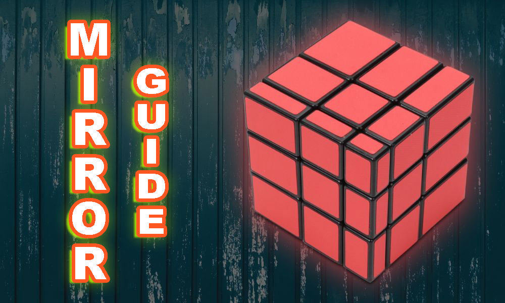 How To Solve a mirror cube Tutorial Beginner walkthrough guide KewbzUK