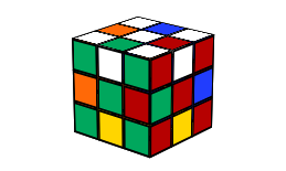 Superflipcube | Cool Rubik's Cube Patterns To Make | KewbzUK