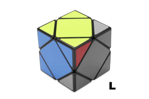 Learn the official Skewb notation for the beginners method