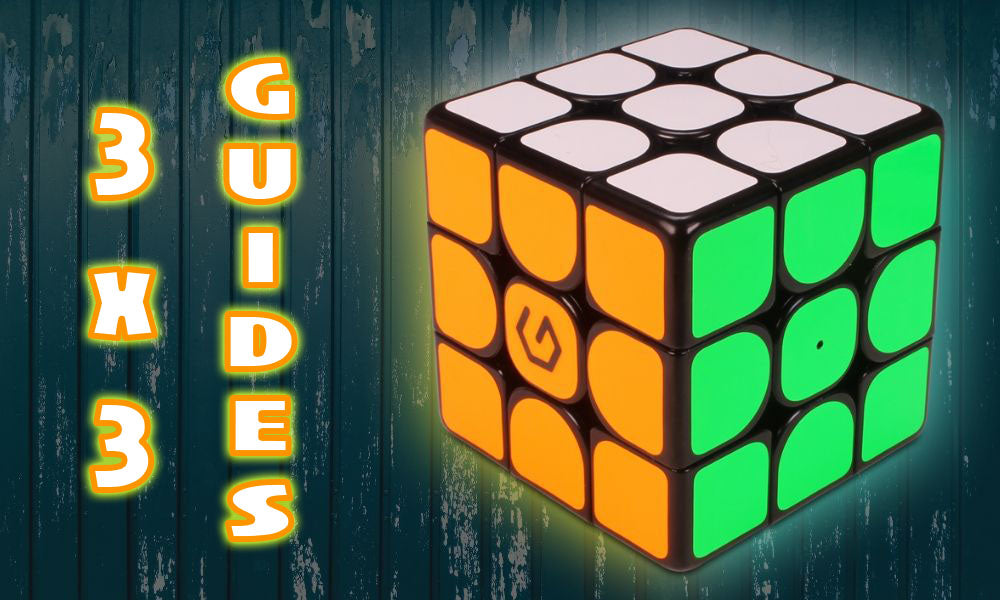 How To Solve a 3x3 cube Tutorial Beginner walkthrough guide KewbzUK