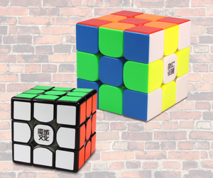 Best 3x3 Speed cubes in the UK and on the Market. KewbzUK recommend 3x3 speed cubes.
