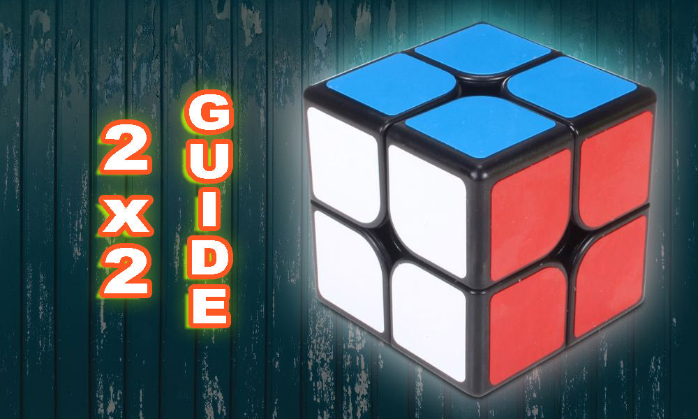 How To Solve a 2x2 cube Tutorial Beginner walkthrough guide KewbzUK
