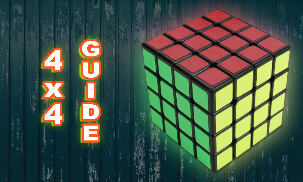 How To Solve a 4x4 cube Tutorial Beginner walkthrough guide KewbzUK