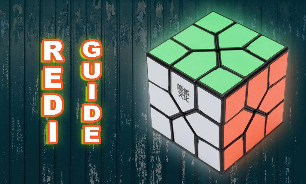 How To Solve a redi cube Tutorial Beginner walkthrough guide KewbzUK