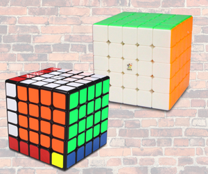 Best 5x5 Speed cubes in the UK and on the Market. KewbzUK recommend 5x5 speed cubes.