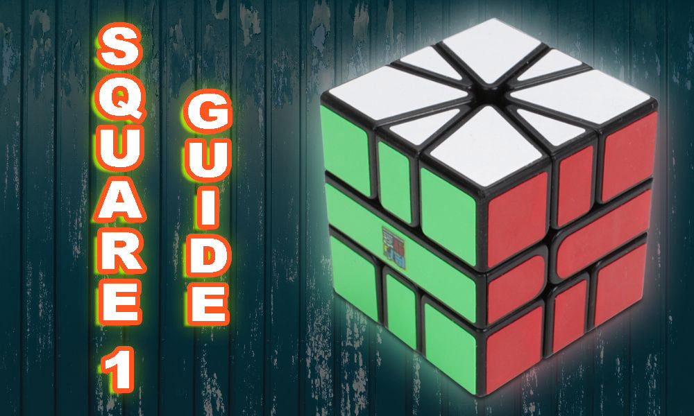How To Solve a Square-1 Tutorial Beginner walkthrough guide KewbzUK