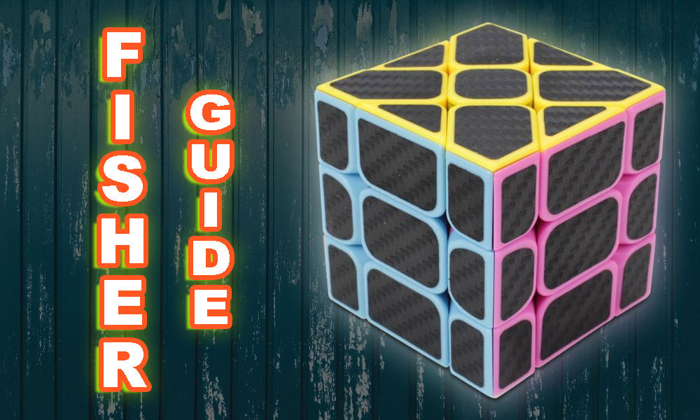 How To Solve a fisher cube Tutorial Beginner walkthrough guide KewbzUK