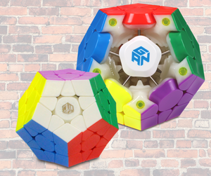 Best Megaminx Speed cubes in the UK and on the Market. KewbzUK recommend Megaminx speed cubes.
