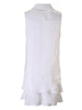 Washed Linen Jasmine Dress Stone