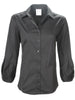 Mercy Shirt Black Solid