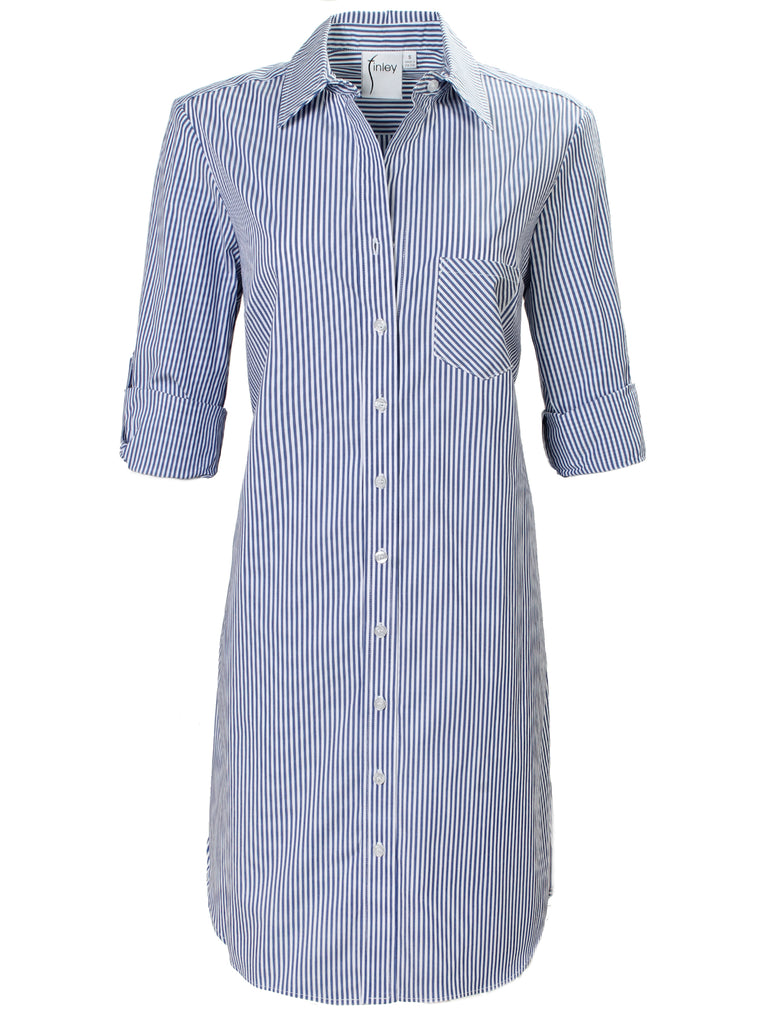 Alex Shirtdress Ralph Stripe