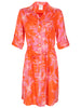 Alex Shirtdress Tangerine Dream