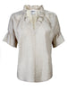 Crosby Shirt Natural Linen