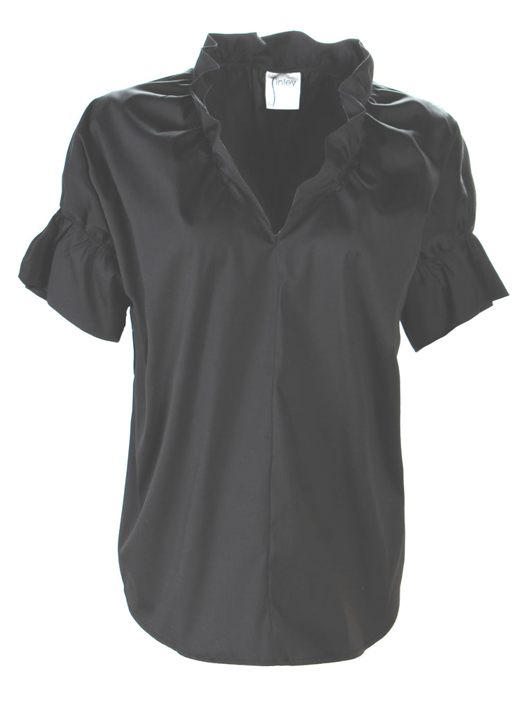 Crosby Shirt Black