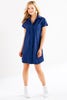 Charlie Dress Navy