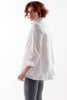Kara Trapeze Top White