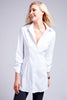 Kaylynn Tunic Solid White