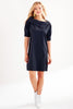 Skipper Dress Navy