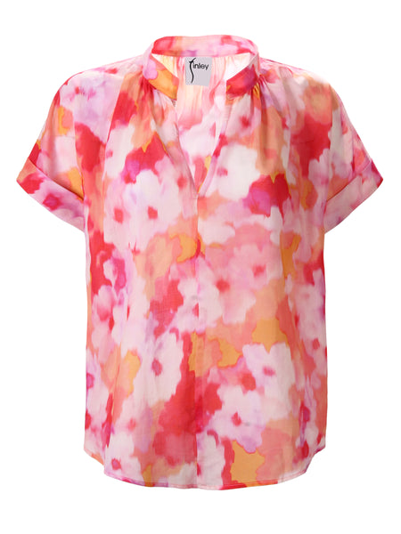Jay Popover Watercolor Floral Print