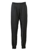 Jogger Pant Charcoal Heather Grey Bamboo Terry