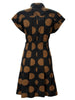 Rocky Dress Killer Dot Print