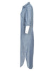 Alex Long Chambray Shirtdress