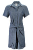Shane Dress Chambray