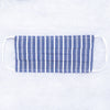 Pack of 3 Face Masks Chambray Stripe - available now!