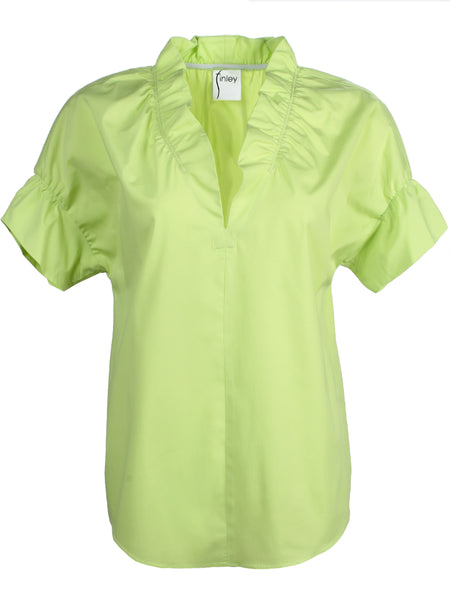 Crosby Shirt Lime