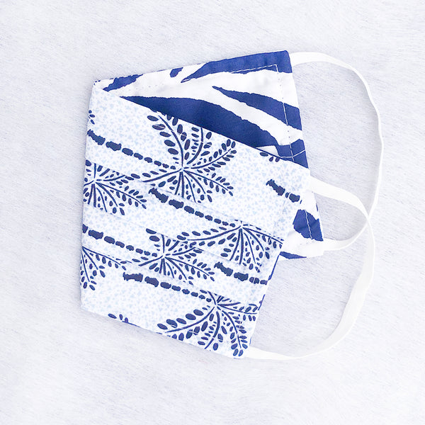 Pack of 3 Face Masks Desert Palm Print - available now!