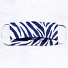 Pack of 3 Face Masks Navy Zebra - available now!