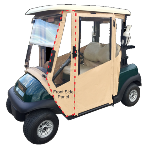 EZGO RXV - Front Side Panel Fabric