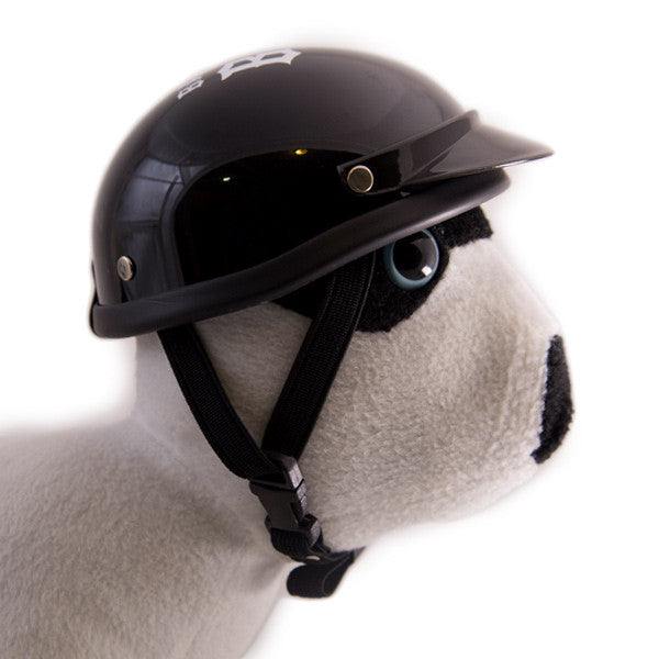 Dog Helmet - Bad to the Bone - Strap