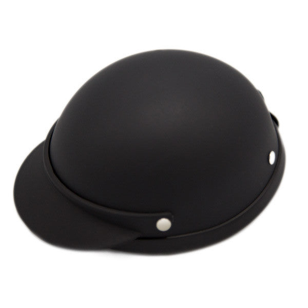 Dog Helmet - Matte Black - Main