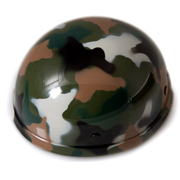 Dog Helmet - Camouflage - Main
