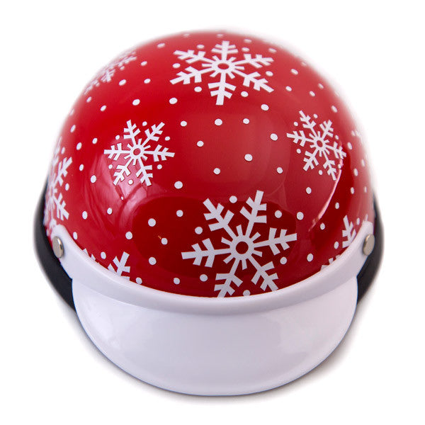 Dog Helmet - Christmas - Front