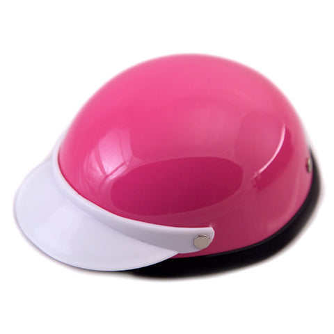 Dog Helmet - Pink - Main