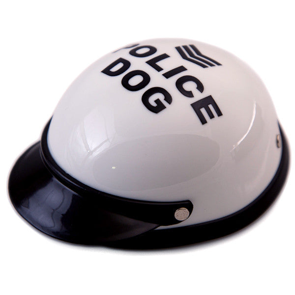 Dog Helmet - Police - Main