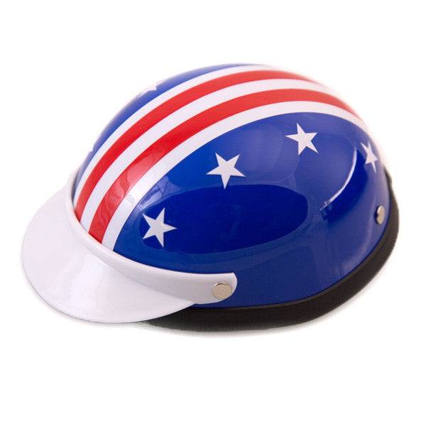 Dog Helmet - Star and Stripes - Main