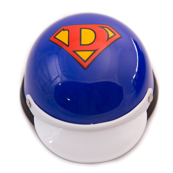Dog Helmet - Super Dog- Front