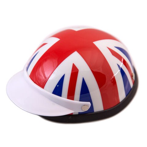 Dog Helmet - Union Jack - Main