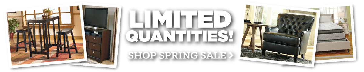 Check Out Our Spring Furniture Deals!